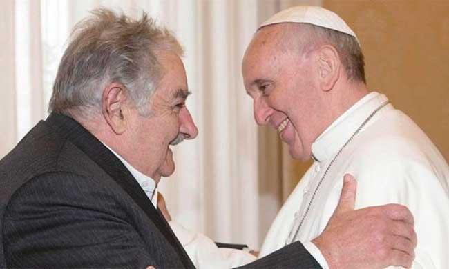 mujica-pope-francis